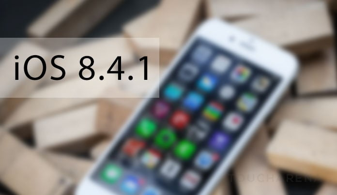ios 8.4.1 download