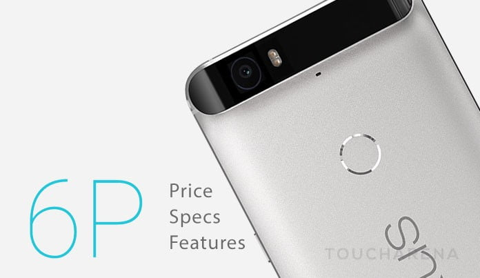 nexus 6p specs features