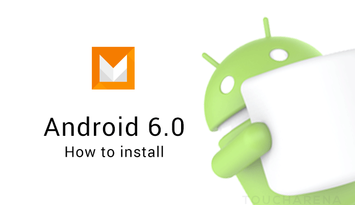 install android 6