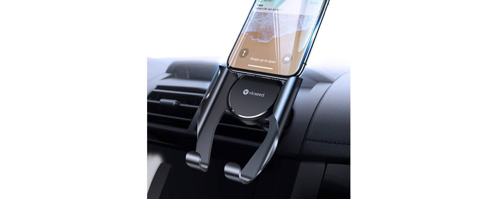 VICSEED Car Phone Mount air vent holder for iphone 11 pro max