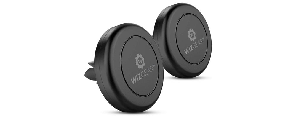 WizGear Universal Air Vent Magnetic iPhone 11 Car Mount