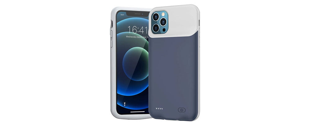 maxbear rechargeable battery case